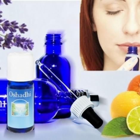 Cours d'aromathérapie de base.